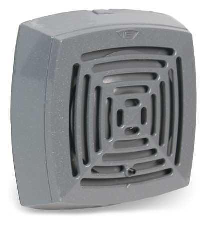 Vibrating Horn,120VAC,0.13A,Gray EDWARDS SIGNALING 874-N5