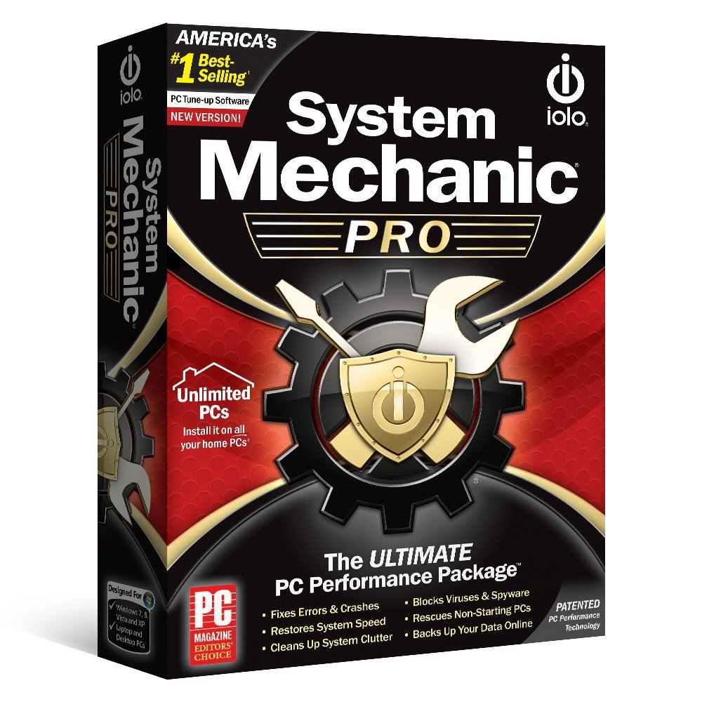 System Mechanic Professional - Unlimited PCs