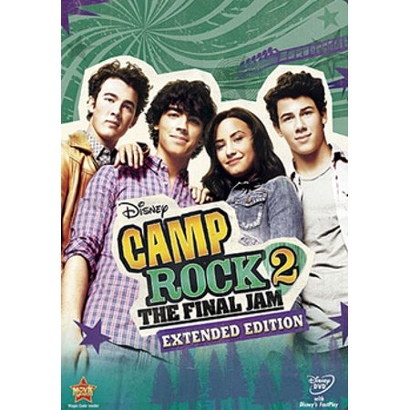 Camp Rock 2: The Final Jam (DVD)