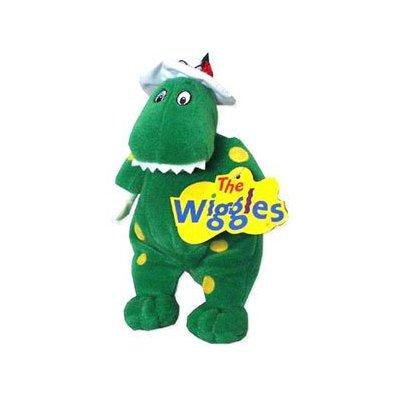 Wiggles Dorothy The Dinosaur Tail Dress Up