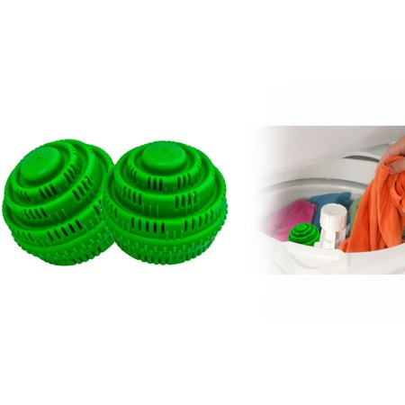 Ceramic Laundry Washing Ball, Wash Without Detergent - Small 2pc