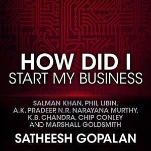How Did I Start My Business - Audiobook