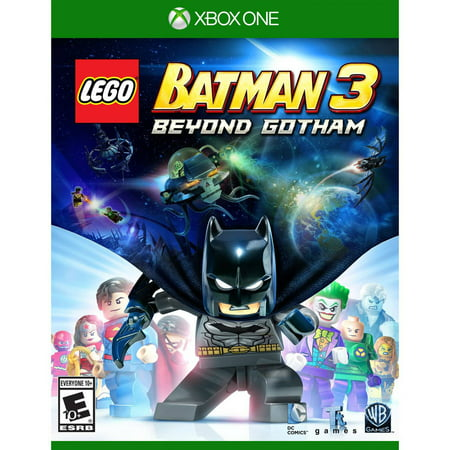 LEGO Batman 3: Beyond Gotham (Xbox One) -