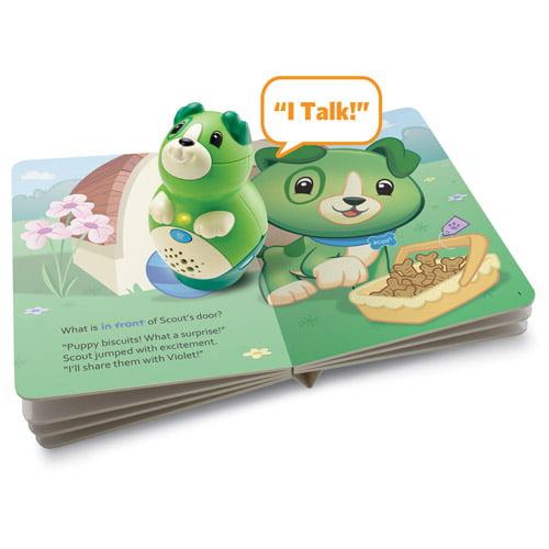 LeapFrog  LeapReader Junior Book Pal - Scout