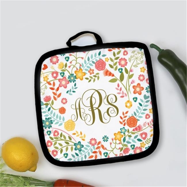 Monogramonline IN4334 Cooked with Love Pot Holder
