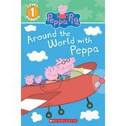 Around the World with Peppa (Paperback)