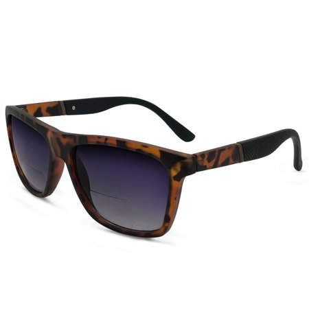 In Style Eyes Amor Nearly No Line Bifocal Sunglasses for Women and (Bifocal Sunglasses For Men)
