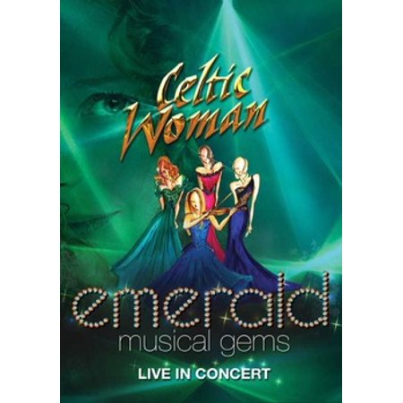 CELTIC WOMAN-EMERALD-MUSICAL GEMS-LIVE IN CONCERT (DVD)