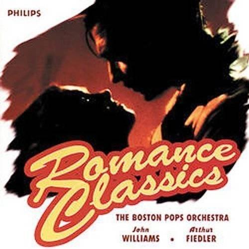 Personnel includes: John Williams, Arthur Fiedler (conductor); Boston Pops Orchestra.