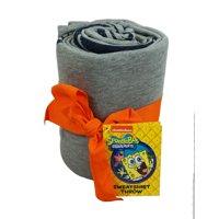 SpongeBob Squarepants Most Valuable Sponge 50x60 Sweatshirt Poly/Cotton Throw Blanket
