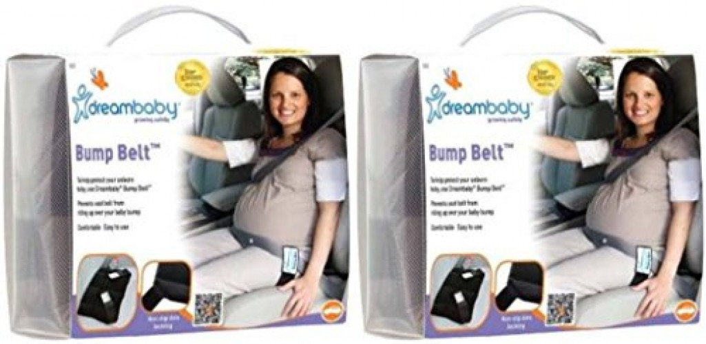 Dreambaby Mother Bump Belt For Car