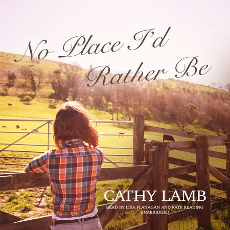 No Place I'd Rather Be - Audiobook