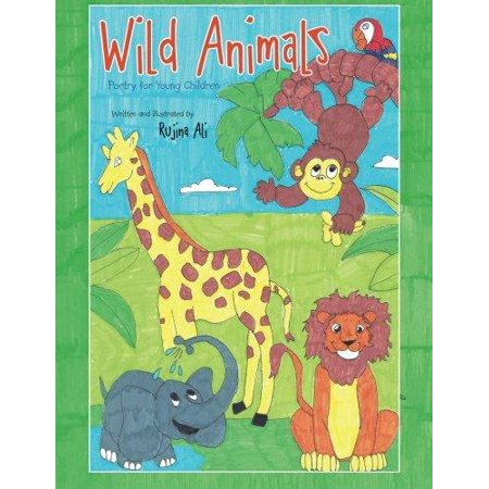 Wild Animals: Poetry for Young Children