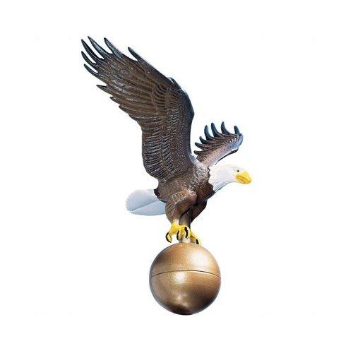Whitehall Products Medium Flagpole Eagle