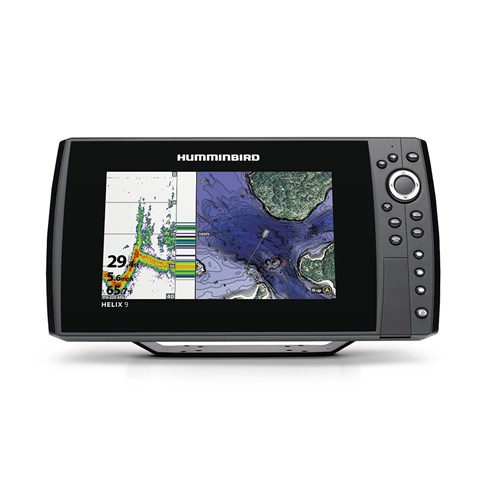 """Humminbird Helix 9 Chirp GPS G2N Combo 410070-1 Helix 9 Chirp GPS G2N Combo"" by Humminbird"