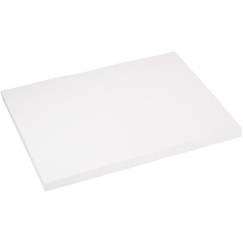 9 x 12 Inches Pacon Heavyweight Tagboard Pack of 100 Pacon Corp White