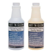 Art 'N Glow Clear Casting And Coating Epoxy Resin