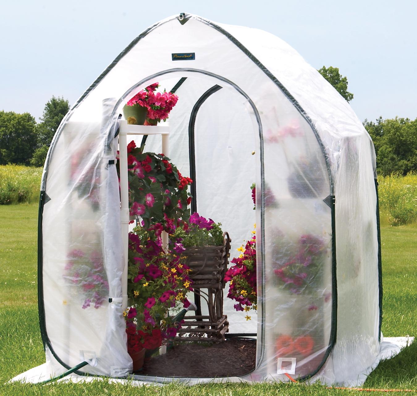 Flowerhouse 5' PlantHouse