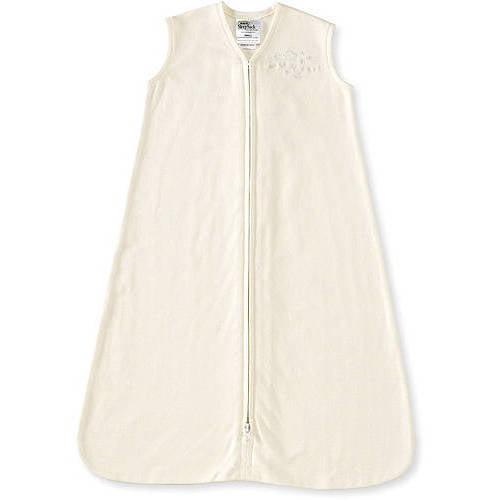 HALO SleepSack Wearable Blanket, Cotton Cream
