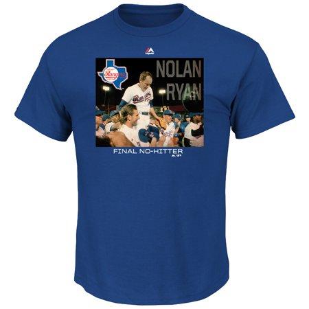 Nolan Ryan Texas Rangers MLB