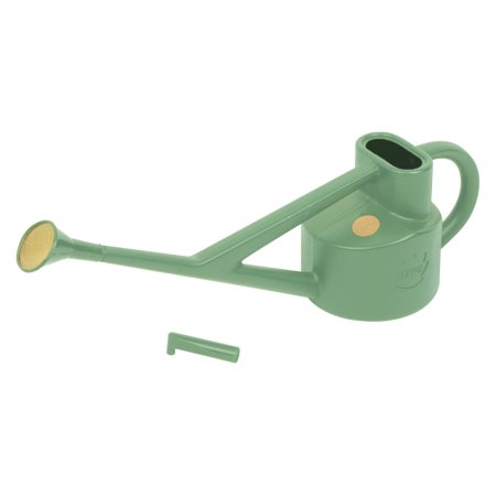 Haws 2.25 Liter Conservatory Plastic Watering Can - Sage