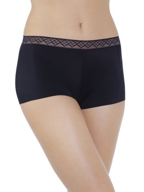 Women's Invisibly Smooth Boy Short Panty, Style 12383
