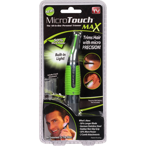 Idea Village MICROtouch Max Personal Trimmer