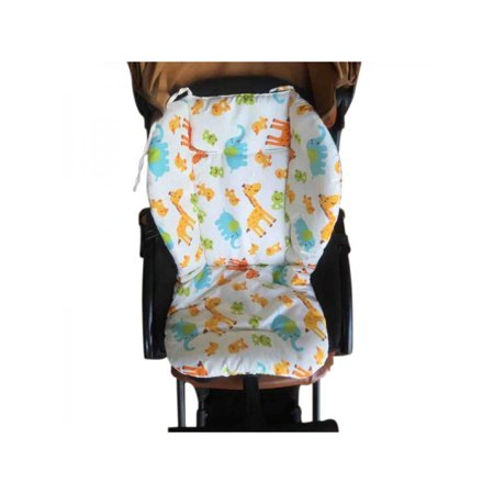 Lavaport Baby Toddler Highchair Car Seat Cotton Cover Pad Shoulder Protector