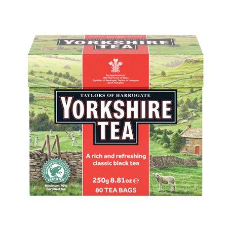 Taylors of Harrogate Yorkshire Red Tea, 80 Tea
