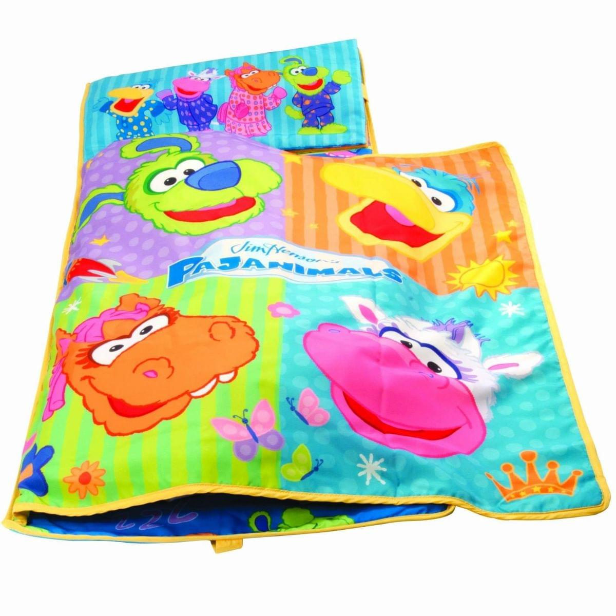 Jim Hensons Pajaminals Snuggle Up Story Mat