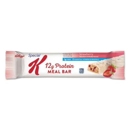 Kellogg's Special K Protein Meal Bar, Strawberry, 1.59oz, 8/Box