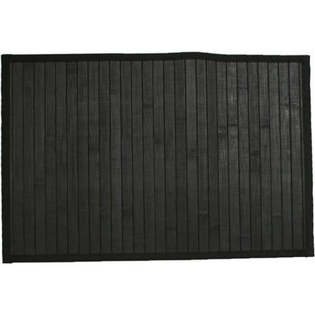 Hotel Bamboo Floor Mat, Available in Multiple Colors and Sizes