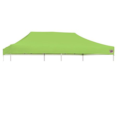 Impact Canopy 10 X 20 Pop Up Canopy Tent Top Replacement Cover Only Lime Green Walmart Canada