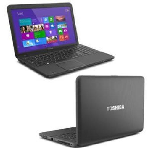 "Toshiba 15.6"" Satellite C855-S5346 Laptop PC with Intel Celeron 847  Processor and Windows 8"