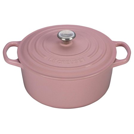 Le Creuset 4.5 qt Enameled Cast Iron Signature Round Dutch Oven