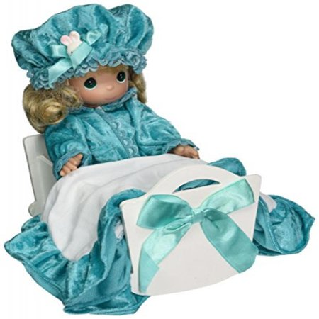 Rocks Junior Baby Doll T-shirts (The Doll Maker Rock a Bye Baby Doll, Teal,)
