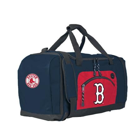 """Rtl Bag - MLB Boston Red Sox """"Roadblock"""" 20""""L x 11.5""""W x 13""""H Duffel Bag"""