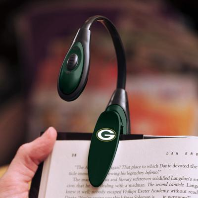 Green Bay Packers LED Book Light by The Memory Company