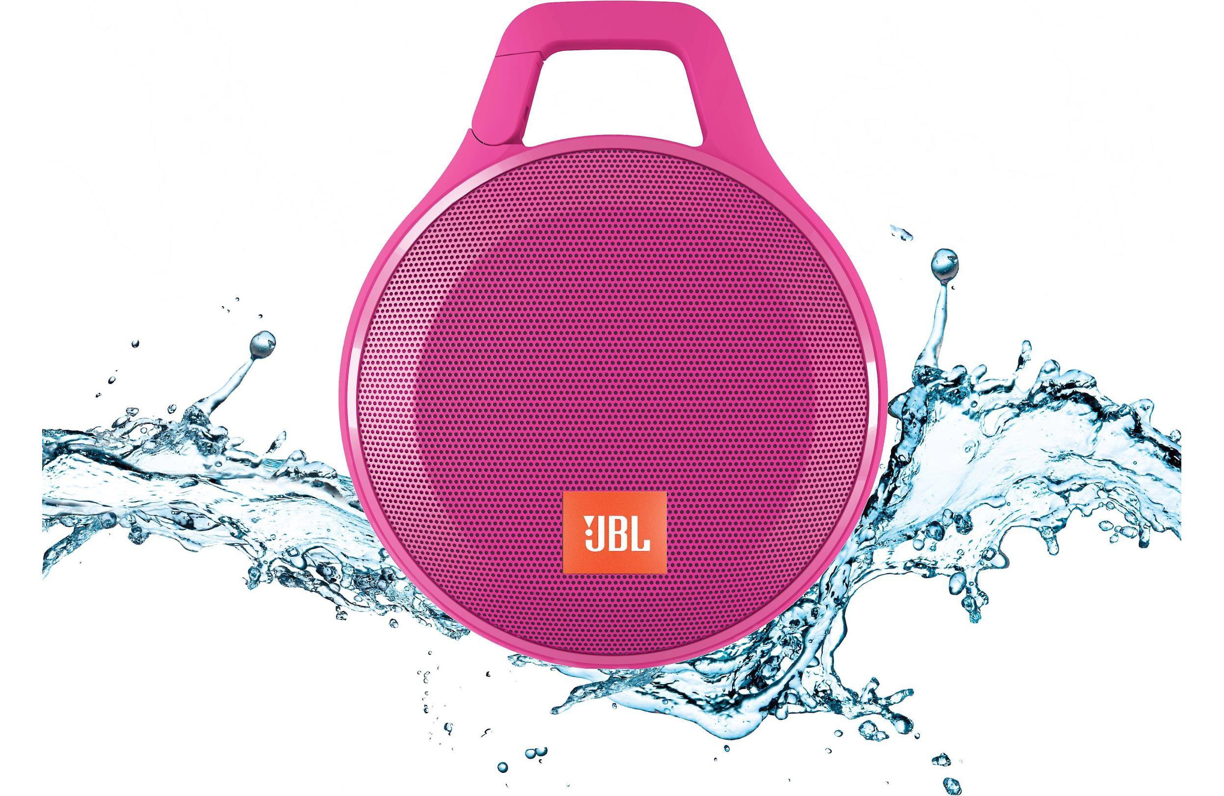 Resultado de imagen para jbl clip pink