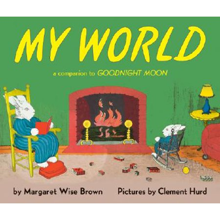 My World : A Companion to Goodnight Moon](Moon In My Room)