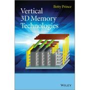 Vertical 3D Memory Technologie (Hardcover)