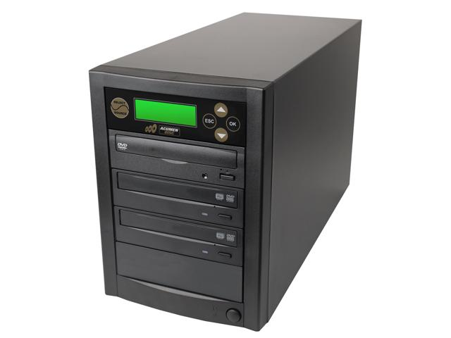 Acumen Disc 1 to 2 Multiple DVD CD Optical Media Copier Duplicator Machine with Built-In 500GB Hard Disk Drive... by Acumen Disc