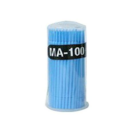 Eyelash Extension Large MicroBrush micro brush x 100(1x box) (Eyelash Extensions Microbrush)
