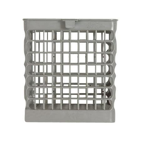 WD28X10107 GE Dishwasher Basket Silverware End ()