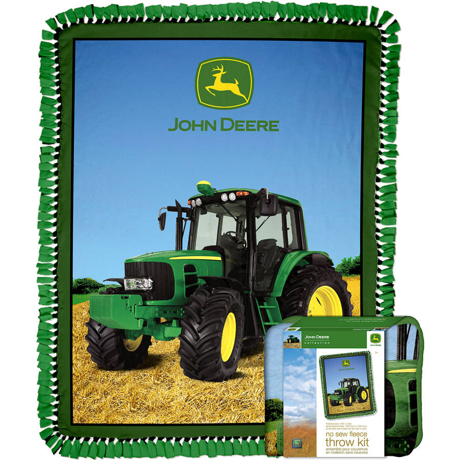 John Deere Throw Kit, Scene