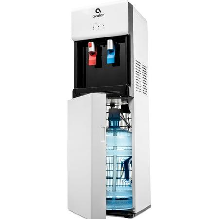 Avalon Bottom Loading Water Cooler Hot/Cold UL Energy Star, White