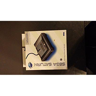 Sega Saturn 6 Player Multiplayer Adapter