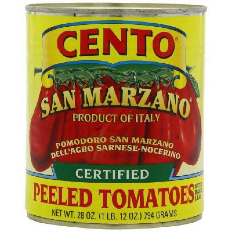 cento san marzano tomatoes, 28 ounce can walmart.com