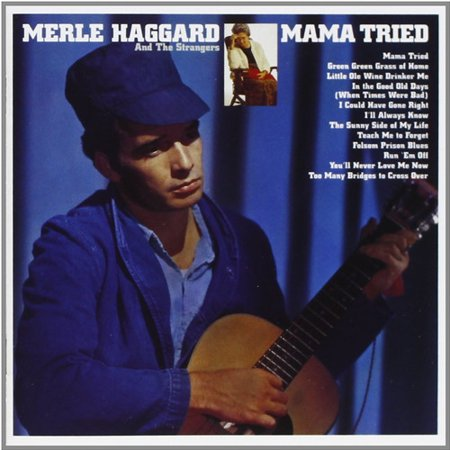 Mama Tried (Vinyl) (Limited Edition) (Mamas Hungry Eyes A Tribute To Merle Haggard)