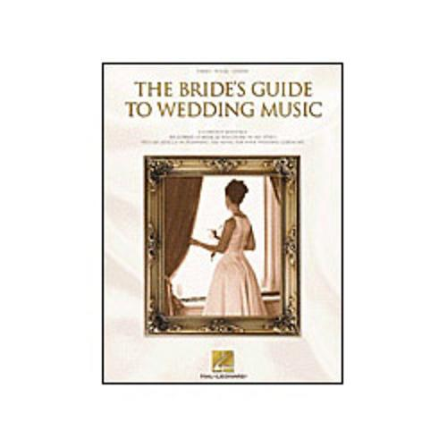 Hal Leonard Bride's Guide to Wedding Music